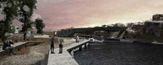 Gallery - Fishing Boat Harbor and 'River' of Liopetri / Various Architects - 14