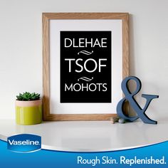 Can you guess what our skin feels like today? :) #Vaseline