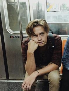 cole sprouse? or young leo?