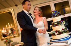 Love this cake! The Unsentimental Wedding Blog - Fitness - Stylist Magazine