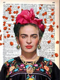 Frida ( Rose Petals)