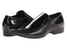 Kenneth Cole Reaction Luxe Tux Black Patent - 6pm.com $44.99