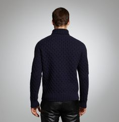 Chunky Turtleneck Sweater - Kenneth Cole