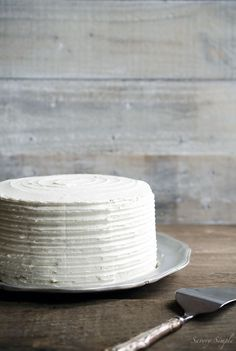 Brown Butter Layer Cake with Salted Bourbon Buttercream: is a rich, decadent dessert that will wow your friends and family.