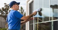 Develop A Best #Cleaning #Procedure For Your #Windows- After building a house a person has to face issues in relation to its maintenance.
