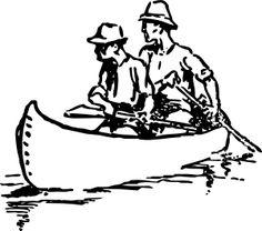 Canoe Clip Art Free