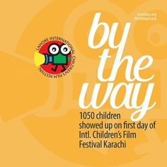 #Happiness http://ift.tt/2eIapjT #LICFF16 #TLAORG #Karachi #Pakistan #FilmFestival #Children #Cinema @sundaytimes @bizmaxtv