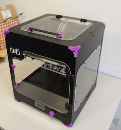 Italian Company BadDevices Releases New BadPrinter2 3D Printer http://3dprint.com/10552/baddevices-badprinter-2-3d-printer/
