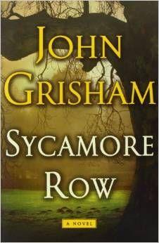 John Grisham's 'Sycamore Row'