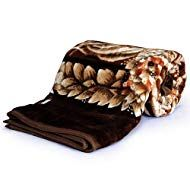 GoHome Printed Soft Mink Blanket Single Bed 1.5 KG (Assorted) Winter Blankets, Mink, Printed, Bed, Desserts, Tailgate Desserts, Deserts, Beds, Dessert