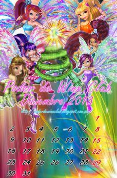¡¡Calendario Poder de Winx Club de Diciembre!! http://poderdewinxclub.blogspot.com.ar/2013/12/calendario-poder-de-winx-club-de.html