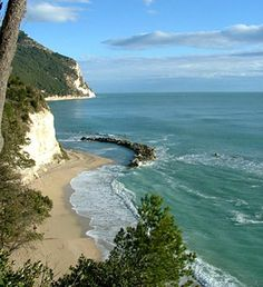 Best Beaches in Italy | Best beaches in Le Marche, Italy