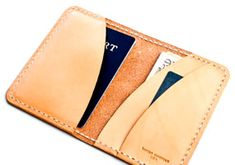 Wallet by Kenton Sorenson. Now if I only had $140 to spend on a wallet.