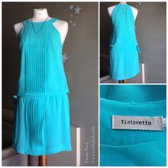 VESTIDO FIESTA TINTORETTO La venta de VALENTINA, una diseñadora que subasta parte de su armario en Etoile No.5 www.etoileno5.com