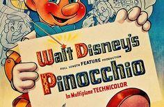 Faites un voyage dans le temps avec toutes les affiches des films Disney de 1937 à aujourd'hui