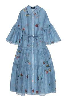 Платье от дизайнера Алены Ахмадуллиной