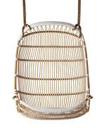 Double Hanging Rattan ChairDouble Hanging Rattan Chair