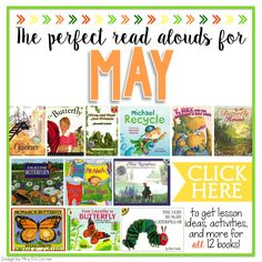 Mrs D's Corner: books teachers love