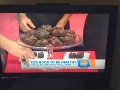 Mimi's Sweets: Gluten Free Black Bean Brownies Featured on The Today Show with Joy Bauer! FREE RECIPE