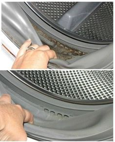 14 Clever Deep Cleaning Tips & Tricks Every Clean Freak Needs To Know Deep Cleaning Tips, House Cleaning Tips, Natural Cleaning Products, Cleaning Solutions, Spring Cleaning, Cleaning Hacks, Diy Hacks, Homemade Toilet Cleaner, Front Load Washer