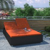 Found it at AllModern - Attest Outdoor Patio Chaise