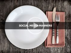 There is a trend that is potentially risky for you and your business and it has everything to do with social media manners.