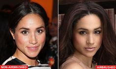 Meghan Markle speaks out about her freckles being airbrushed