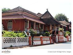 A classical goan heritage home......Margao, Goa http://artishaa.wordpress.com/
