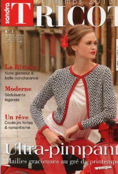 Burda Tricot (French) Cover