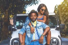 @falzthebahdguy shares new photos with @symplysimi. What could be cooking? New song? New video? Or Owanbe . Stay tuned! #Steevane #SV