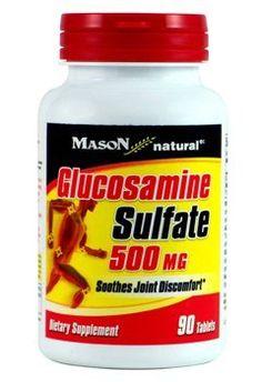 Mason Natural Glucosamine  Fish Oil 90 Softgels * Click on the image for additional details.