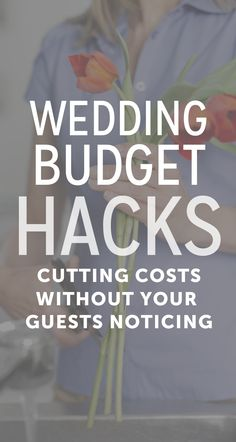 How to Cut Costs Without Your Wedding Guests Noticing | The Budget Savvy Bride #wedding #weddingplanning #weddingbudget #budgetweddingideas #diywedding #weddingbudgethack #weddinghacks