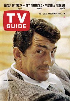 TV Guide: April 2, 1966 - Dean Martin