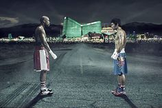 The Official Mayweather vs. Pacquiao HBO Commercial