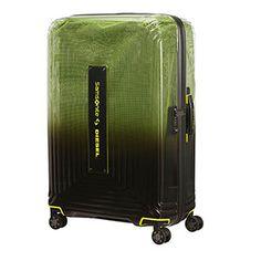Brand - Samsonite KR Black N Yellow, Diesel, Suitcase, Diesel Fuel, Briefcase