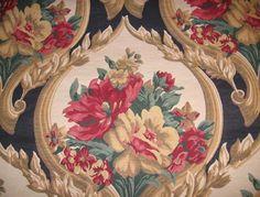 117 Best Victorian Fabrics Images On Pinterest Drapery