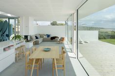 © Åke E:son Lindman Surfers House in Sweden by Arkitektstudio Widjedal Racki Dining ©Lindman Photography ← Back to Article / Find more inspire to Create: Architecture, Interior, Art and Design ideas