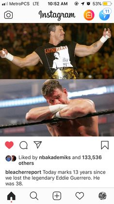 Eddie Guerrero, Shawn Michaels, Wwe Wrestlers, Respect, Legends, Champion, Childhood, Wrestling, Heart