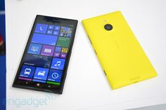 Nokia Lumia 1520 hands-on: the weighty new flagship is here