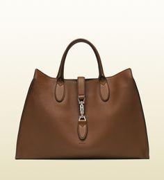 Gucci - jackie soft leather top handle bag 362970AZB0N2548