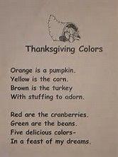 Image result for preschool indian poem