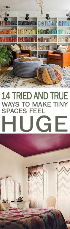 118 best Small Space Organization images on Pinterest | Organization ...