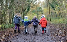 Though the weather outside might be colder, there's no reason for your kids to be holed up inside all the time. Here are some outdoor-fun ideas to try.