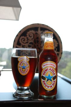 "Free Beer Feature: Newcastle Brown Ale and the ""Geordie Schooner"" Newcastle Brown Ale, Cheap Beer, Beers Of The World, Free Beer, Beer Brands, Message In A Bottle, Beer Recipes, Cocktails, Best Beer"