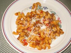 Spicy Homemade Hamburger Helper Dinner. [ #ChrisSinc - Sounds like great pasta dishes ] | Author's Note: This recipe is easy to follow and versatile too. You can add any vegetable that you may have in the house and adjust the spices to suit yourself. You can change the type of pasta/sauce used too. Everytime you make it, it can be different from the last time! You can even make it using ground chicken, turkey, or even seafood (or with no meat at all!) Enjoy!  |