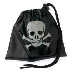 Pirate Booty Bag - Pirate Party Favor Superstore | Party Supply Store | Novelty Toys | Carnival Supplies | USToy.com