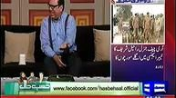 Fresh Up Guys: Hasb e Haal On Dunya News 19th December 2014