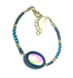 DW Boho Jewels bracelet - Rainbow Power door DWBohoJewels op Etsy