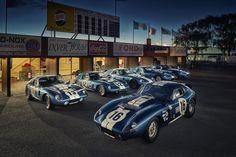 GRR Meets... Peter Brock, legendary Daytona Coupe designer