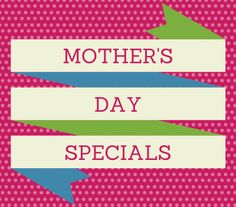 Peace and Good Things mother's day massage specials